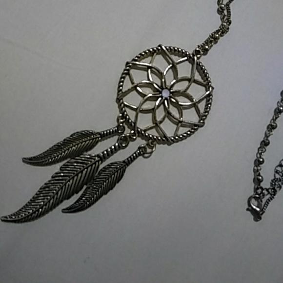Altar d State Accessories - Dream catcher necklace 96af0efb46f7